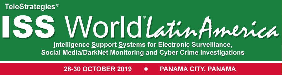 IPS at ISS World Latin America 2019 - Panama