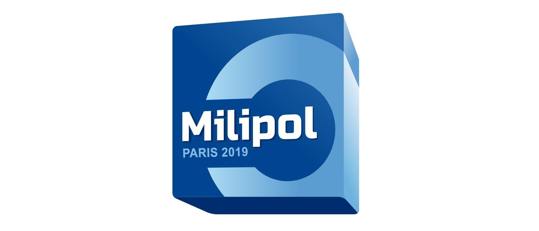 IPS presente a MILIPOL Parigi 2019