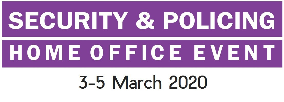 IPS exhibitor at Security and Policing 2020