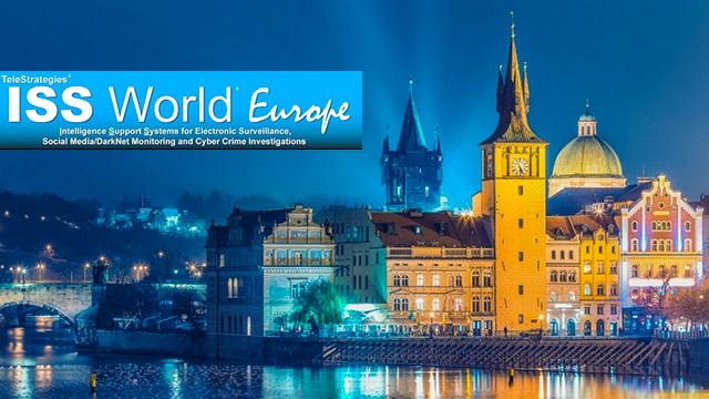 IPS a ISS World Europe 2020 - Praga
