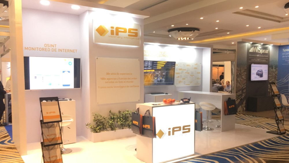IPS at ISS Latin America 2018 - Panama City