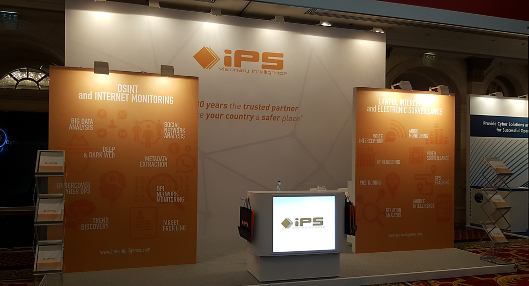 IPS at ISS World Middle East 2018 - Dubai