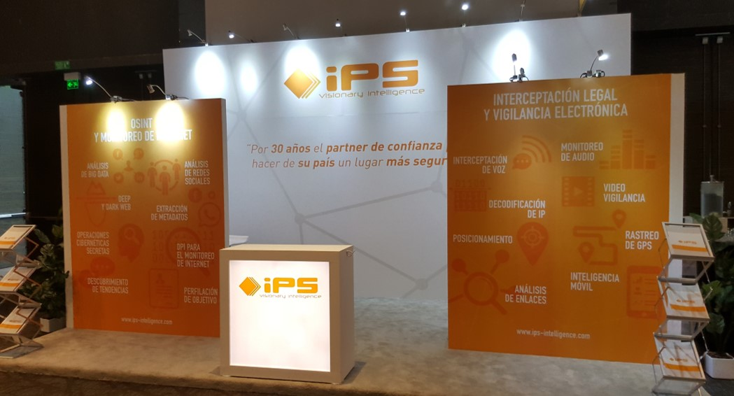 IPS at ISS Latin America 2017