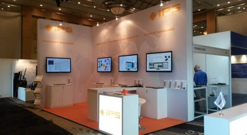 IPS at ISS World Asia 2015