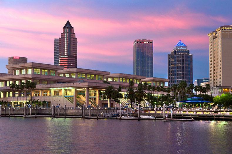 IPS en NATIA 2021 - Tampa (Florida)