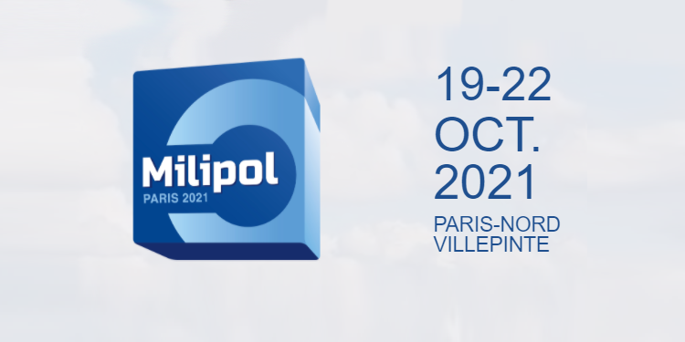 IPS presente al MILIPOL Paris 2021