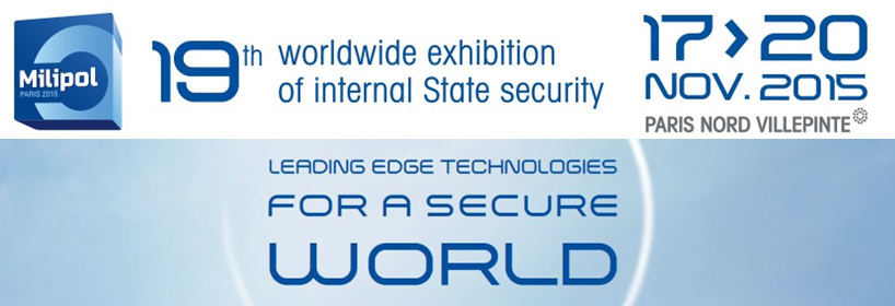 IPS exhibitor at Milipol 2015