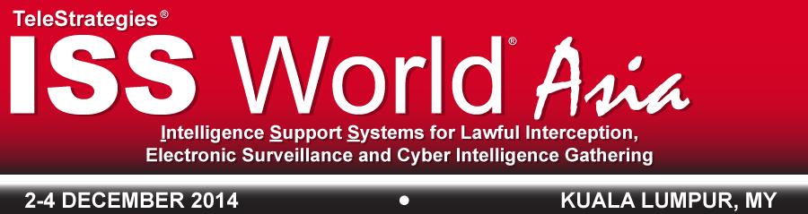 IPS sponsor a ISS World Asia – Kuala Lumpur